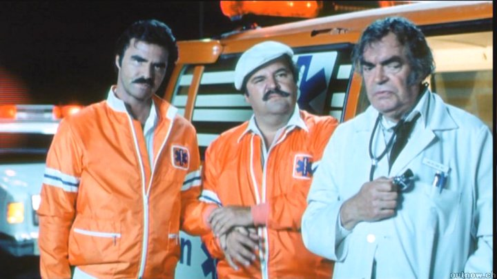 Dom DeLuis e Burt Reynolds
